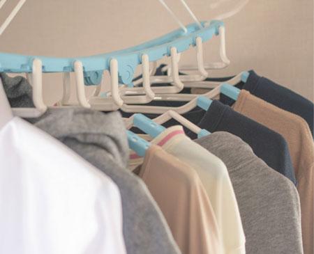 洗濯物を干すときの除菌、抗菌、消毒に!